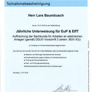 Teilnahmebescheinigung_TÜVRheinland_UnterweisungEuP+EffT_Baumbusch,Lars-1