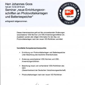 Teilnahmezertifikat_IBC_Seminar_neueErrichtungsvorschriften_Goos,Johannes-1