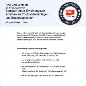 Teilnahmezertifikat_IBC_Seminar_neueErrichtungsvorschriften_Weinert,Jan-1